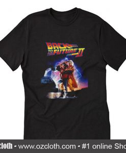 Back to the Future Part 2 T-Shirt
