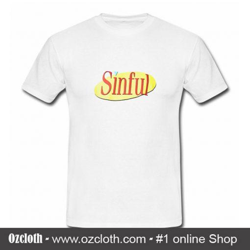 Sinful T Shirt