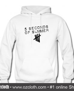 5 second of summer Hoodie