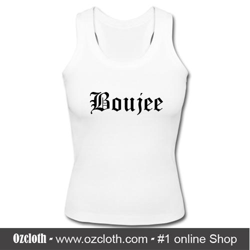 11c87c509254 Boujee Tank Top - ozcloth