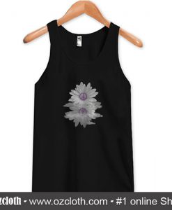 Chrysanthemum Flower Tanktop