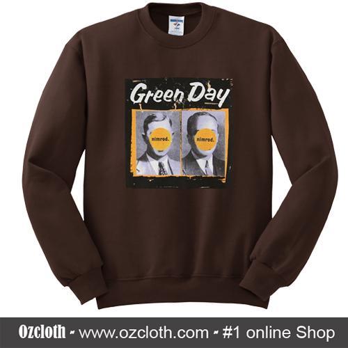 Green_Day_Nimrod_Sweatshirt