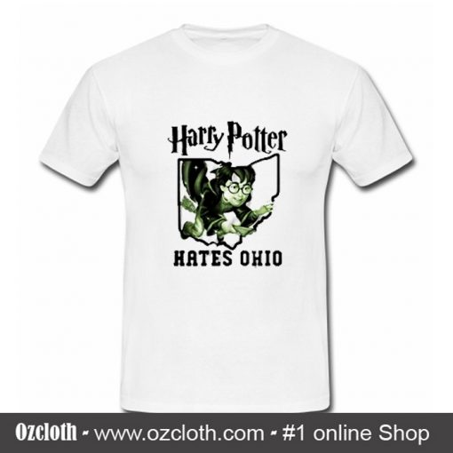 Harry Potter hates ohio T-Shirt