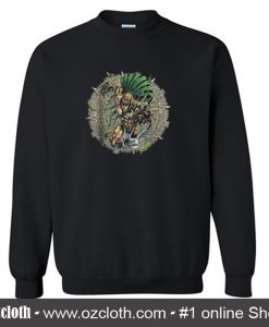 Jaguar Knight Sweatshirt