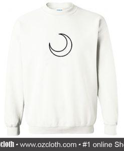 Moon Vector Sweatshirts