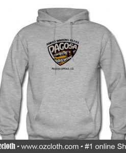 Pagossa Brewing Hoodie