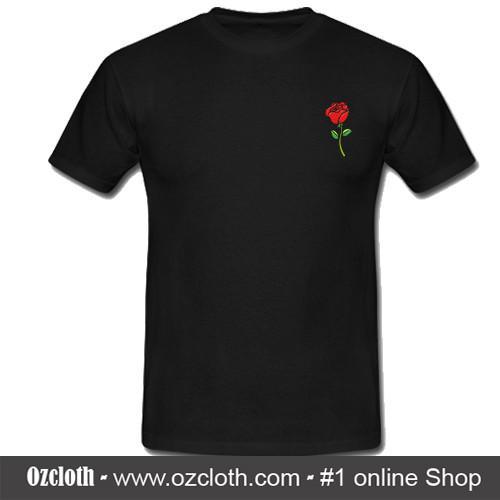 Single_Rose_T-Shirt