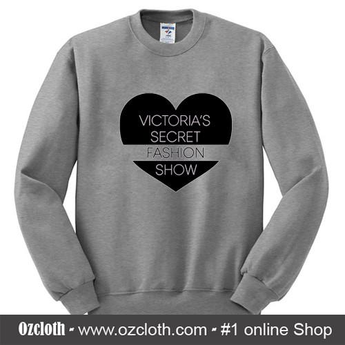 5fc69b530c1e6 Victoria's Secret Fashion Show London 2014 Sweatshirt