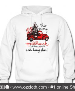 This is my Hallmark christmas movies watching Hoodie