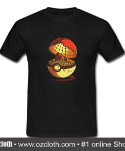 Pokeball Pokemon T Shirt