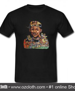 Will Smith Rocket Power T Shirt
