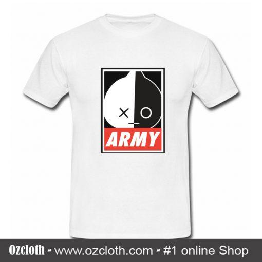 Army BTS T Shirt (Oztmu)