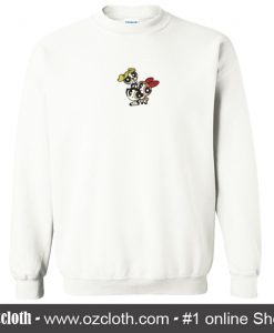 Powerpuff Girls Sweatshirt (Oztmu)