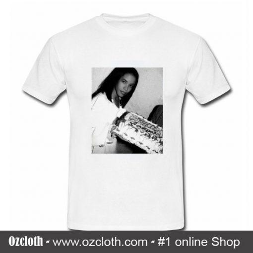 Aaliyah T Shirt (Oztmu)