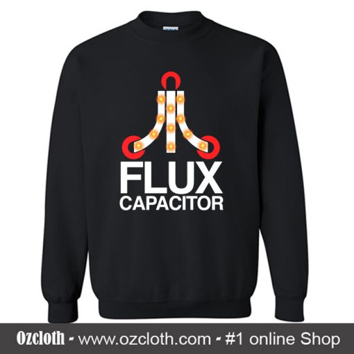 Retro Flux Sweatshirt (Oztmu)