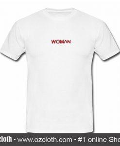 Woman T Shirt (Oztmu)