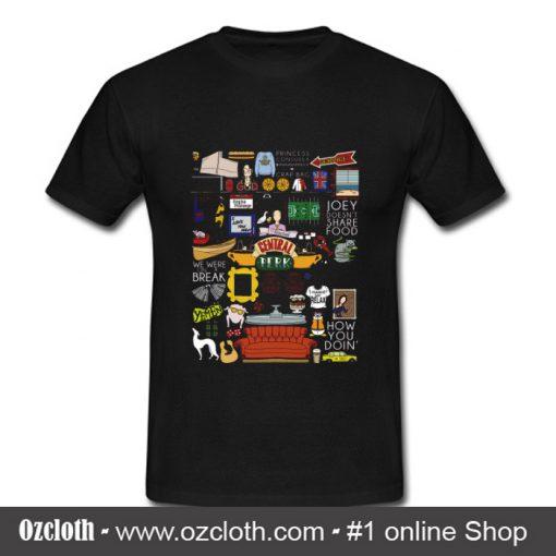 Collage T Shirt (Oztmu)