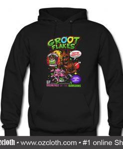 Groot Flakes Guardian Galaxy Hoodie (Oztmu)