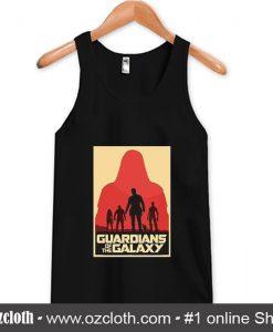 Guardian Of Galaxy Marvel Super Heroes Tank Top (Oztmu)