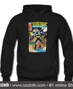 Guardians Of The Galaxy Hoodie (Oztmu)