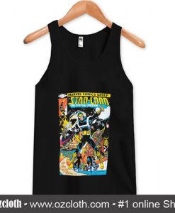 Guardians Of The Galaxy Tank Top (Oztmu)