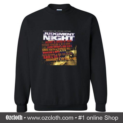Soundtrack Sweatshirt (Oztmu)