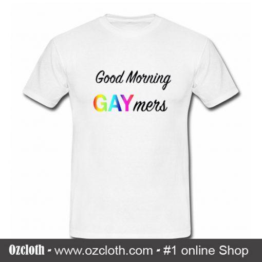 Gay Gamer T Shirt (Oztmu)