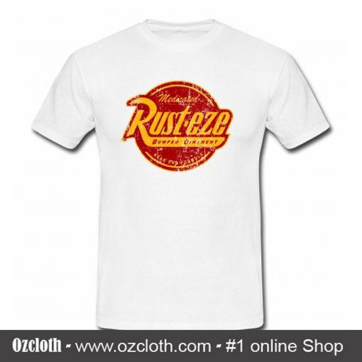 Distressed Rust-eze T Shirt (Oztmu)