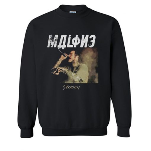 Post Malone Stoney Sweatshirt (Oztmu)