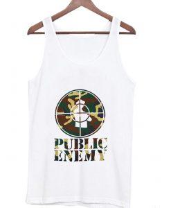 Public Enemy Tank Top (Oztmu)