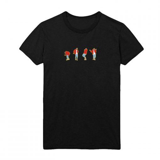 Drake Dancing T Shirt (Oztmu)