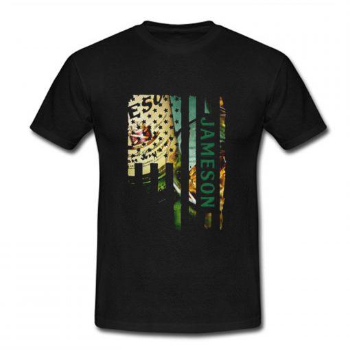 Jameson American Flag T Shirt (Oztmu)