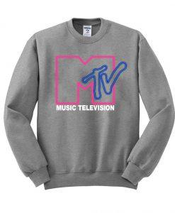 MTV Logo Sweatshirt (Oztmu)