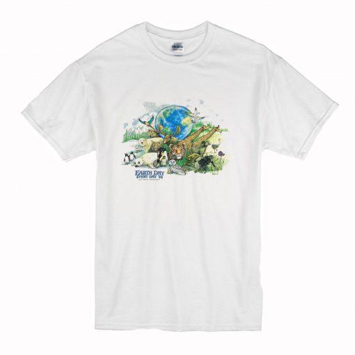 Earth Day 1992 T-Shirt (Oztmu)