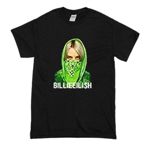 Billie Eilish Famous Singer T Shirt (Oztmu)