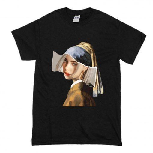 Billie eilish Monalisa T-Shirt (Oztmu)